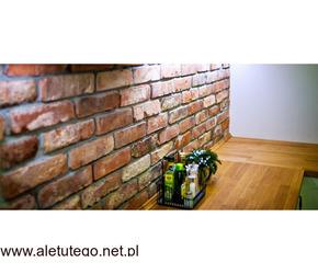RetroCegla.pl - ściana z cegły